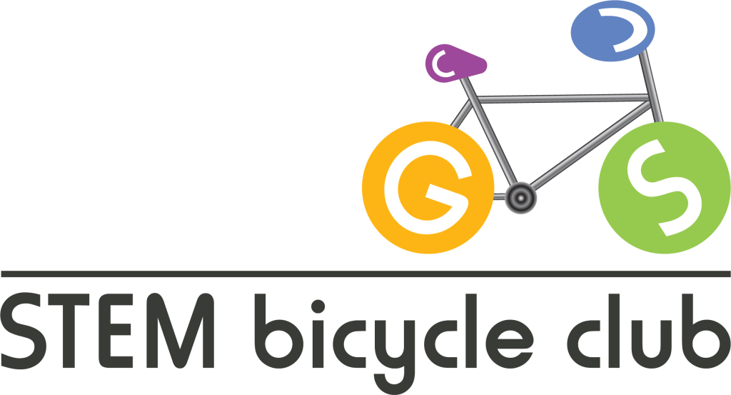 GCSC - bicycle club logo