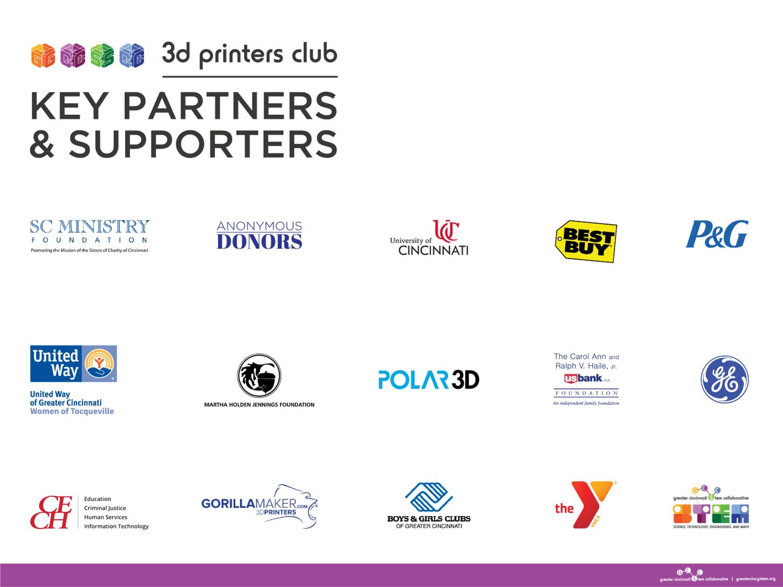 3d Printers Club Partners