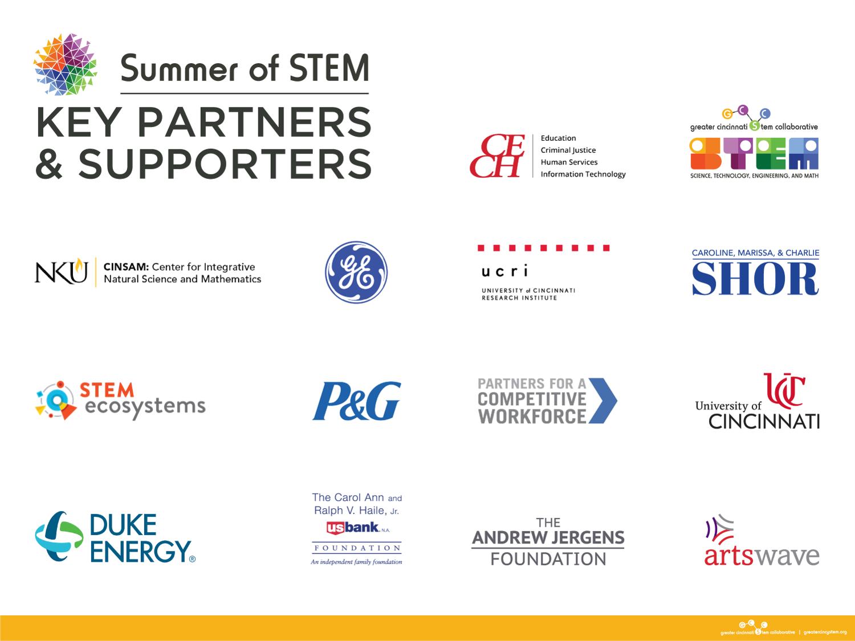 Partners & Sponsors Dec 2017