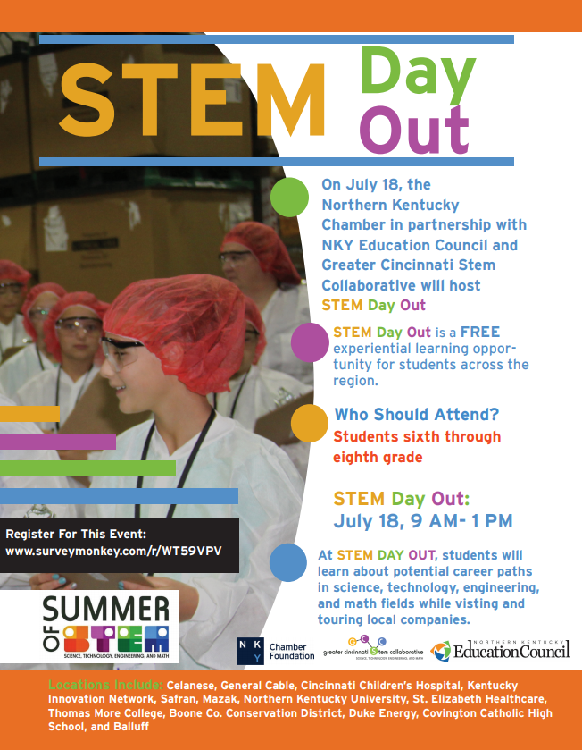 STEM Day Out 2018